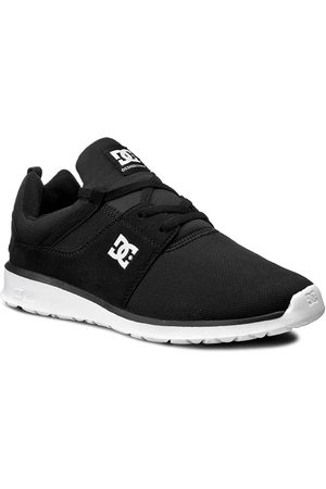 DC Sneakersy - Sneakersy - Heathrow ADYS700071 Black/White