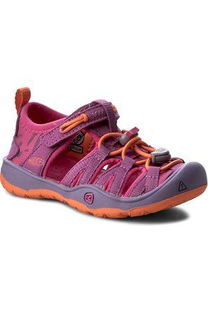 Keen Sandały - Moxie Sandal 1016356 Purple Wine/Nasturtium