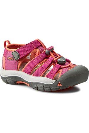 Keen Dziewczynka Sandały - Sandały - Newport H2 1014251 Verry Berry/Fusion Coral