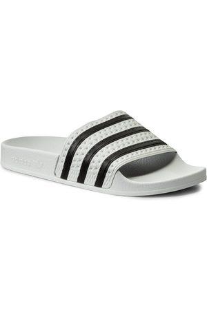 adidas Klapki - adilette 280648 White/None/White