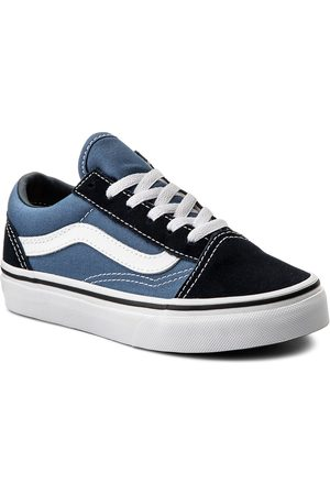 Vans Tenisówki - Old Skool VN000W9TNWD Navy/True White
