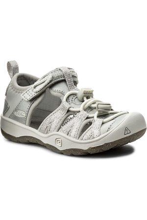 Keen Sandały - Moxie Sandal 1018363 Silver