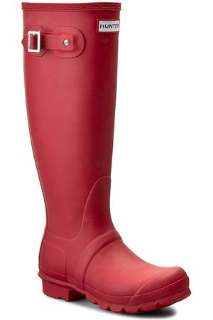 Hunter Kalosze - Original Tall W23499 Red