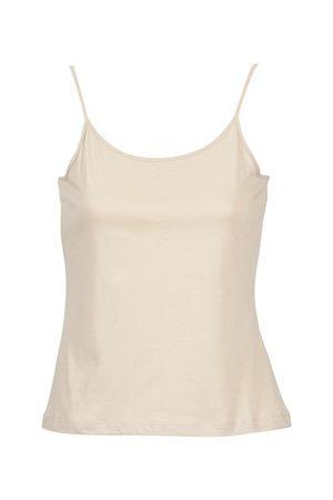 BOTD Kobieta Topy na ramiączkach - Topy na ramiączkach / T-shirty bez rękawów FAGALOTTE