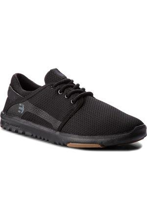 Etnies Sneakersy - Scout 4101000419 Black/Black/Gum 544