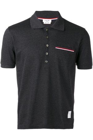 Thom Browne Mężczyzna Koszulki polo - Grey