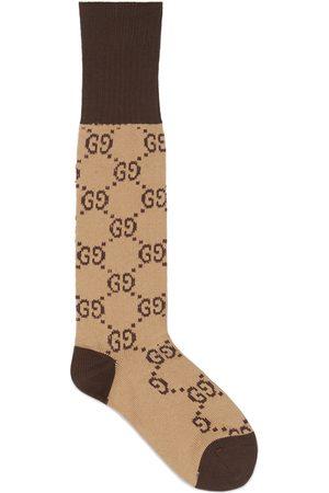 Gucci Mężczyzna Skarpety - Neutrals