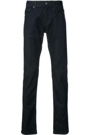 AG Jeans Mężczyzna Straight - Black