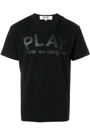 Comme des Garçons Mężczyzna Z krótkim rękawem - Black