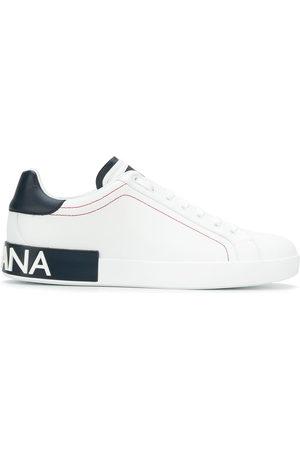 Dolce & Gabbana Mężczyzna Sneakersy - White