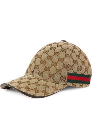 Gucci Mężczyzna Kapelusze - Neutrals