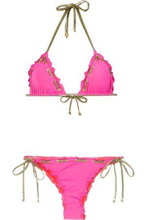 AMIR SLAMA Kobieta Bikini - PINK