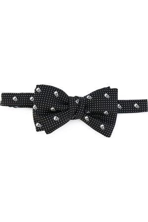 Alexander McQueen Mężczyzna Krawaty - Black