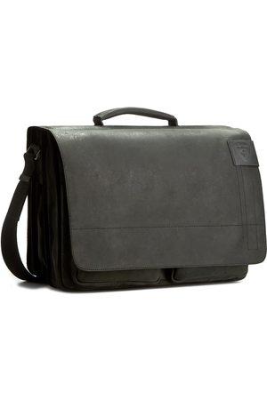 Strellson Mężczyzna Torby na laptopa i teczki - Torba na laptopa - Richmond 4010001260 Black 900