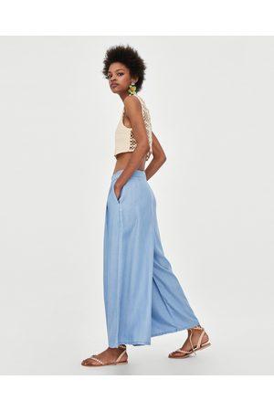 tanie damskie damskie kuloty Zara, porównaj ceny i kup online
