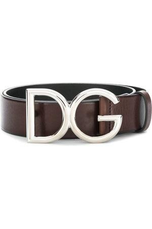 Dolce & Gabbana Mężczyzna Paski - Brown