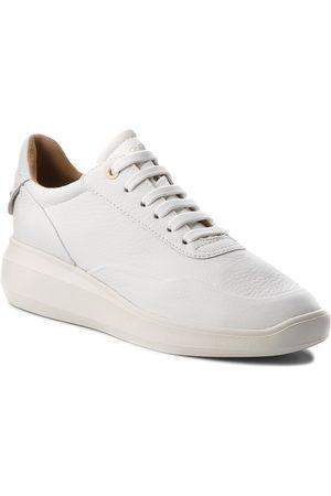 Geox Sneakersy - D Rubidia A D84APA 00046 C1000 White
