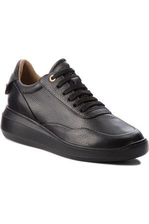 Geox Kobieta Sneakersy - Sneakersy - D Rubidia A D84APA 00046 C9999 Black
