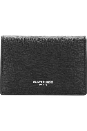 Saint Laurent Mężczyzna Portmonetki i Portfele - Black