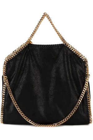 Stella McCartney Gold Large Falabella tote bag