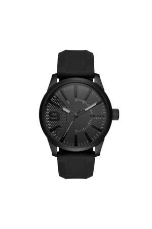 Diesel Mężczyzna Zegarki - Zegarek - Rasp DZ1807 Black/Black