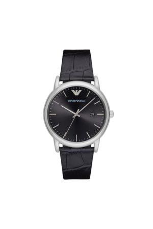 Emporio Armani Mężczyzna Zegarki - Zegarek - Luigi AR2500 Black/Silver