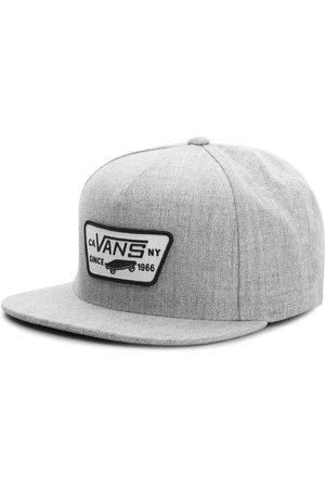 Vans Czapka z daszkiem - Full Patch Snap VN000QPUHTG Heather Grey