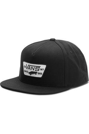 Vans Mężczyzna Czapki z daszkiem - Czapka z daszkiem - Full Patch Snap VN000QPU9RJ True Black