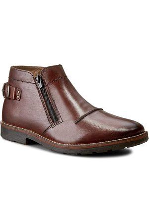 Rieker Trzewiki - 35362-25 Brown