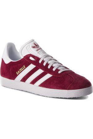 adidas Buty - Gazelle B41645 Cburgu/Ftwwht/Ftwwht