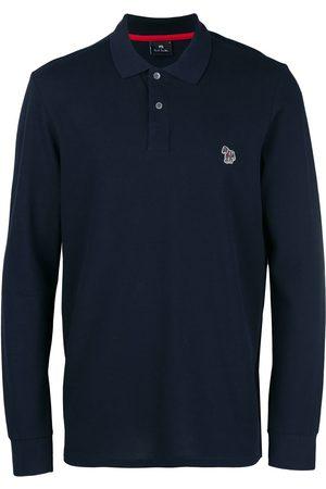 Paul Smith Mężczyzna Koszulki polo - Blue