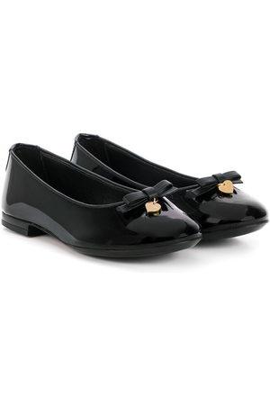 Dolce & Gabbana Dziewczynka Baleriny - Black