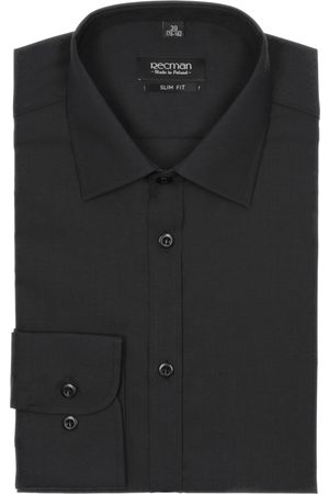 Recman Koszula versone cod4 długi rękaw slim fit