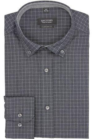 Recman Koszula bexley f2672 długi rękaw custom fit