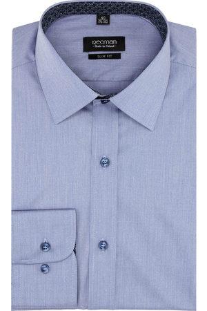 Recman Koszula bexley 2611 długi rękaw slim fit
