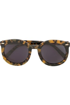 Karen Walker Okulary przeciwsłoneczne - Yellow