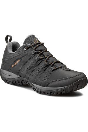 Columbia Mężczyzna Buty casual - Trekkingi - Woodburn II BM3924 Black/Caramel 010