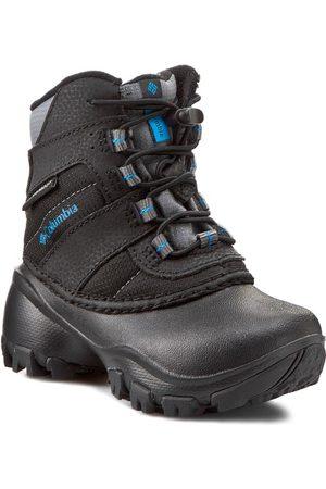 Columbia Trekkingi - Childrens Rope Tow III Waterproof BC1322 Black/Dark Compass 010
