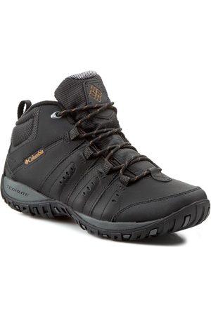 Columbia Trekkingi - Peakfreak Nomad Chukka Wp Omni Heat BM3926 Black/Goldenrod 010