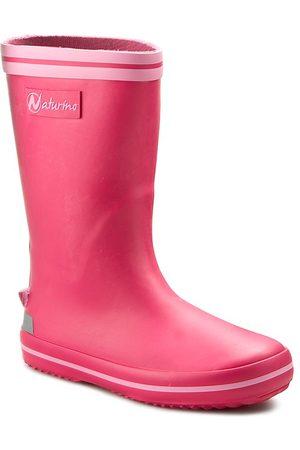 Naturino Kalosze - Rain Boot 0013501128.01.9104 Fuxia/Rosa
