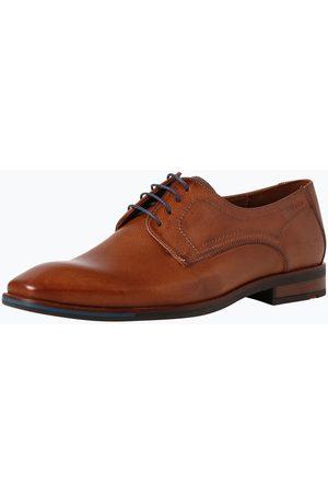 Lloyd Mężczyzna Buty sznurowane - Męskie buty sznurowane ze skóry – Don