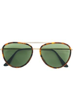 Retrosuperfuture Okulary przeciwsłoneczne - Green