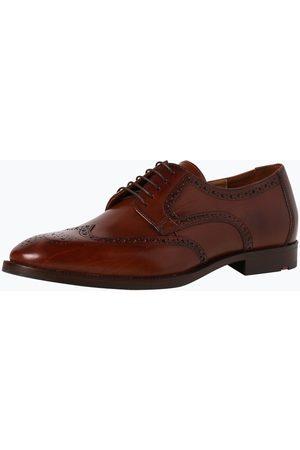 Lloyd Mężczyzna Buty sznurowane - Męskie buty sznurowane ze skóry – Lucien