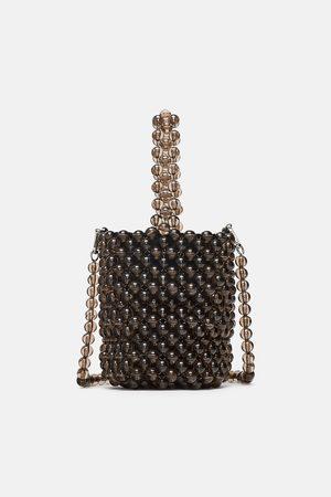 aaeed04bf64f1 dobra damskie torby worki Zara, porównaj ceny i kup online