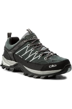 CMP Trekkingi - Rigel Low Trekking Shoes Wp 3Q13247 Grey/Mineral Grey 722P