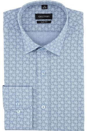 Recman Koszula versone 5006a długi rękaw slim fit