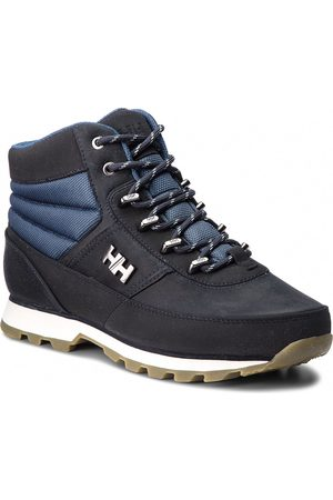 Helly Hansen Trekkingi - W Woodlands 108-07.598 Navy/Vintage Indigo/Off White