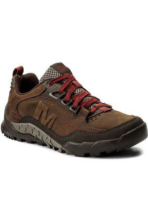 Merrell Mężczyzna Buty trekkingowe - Trekkingi - Annex Trak Low J91805 Clay