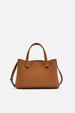 56b555bf3f4ea torebka typu city damskie torby Zara, porównaj ceny i kup online