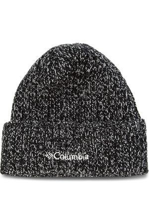 Columbia Czapka - Watch Cap 1464091 Black And White Marled 012